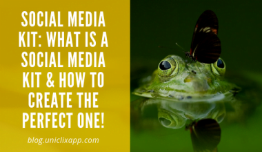 Social Media Kit: What is a Social Media Kit & How to Create the Perfect One!