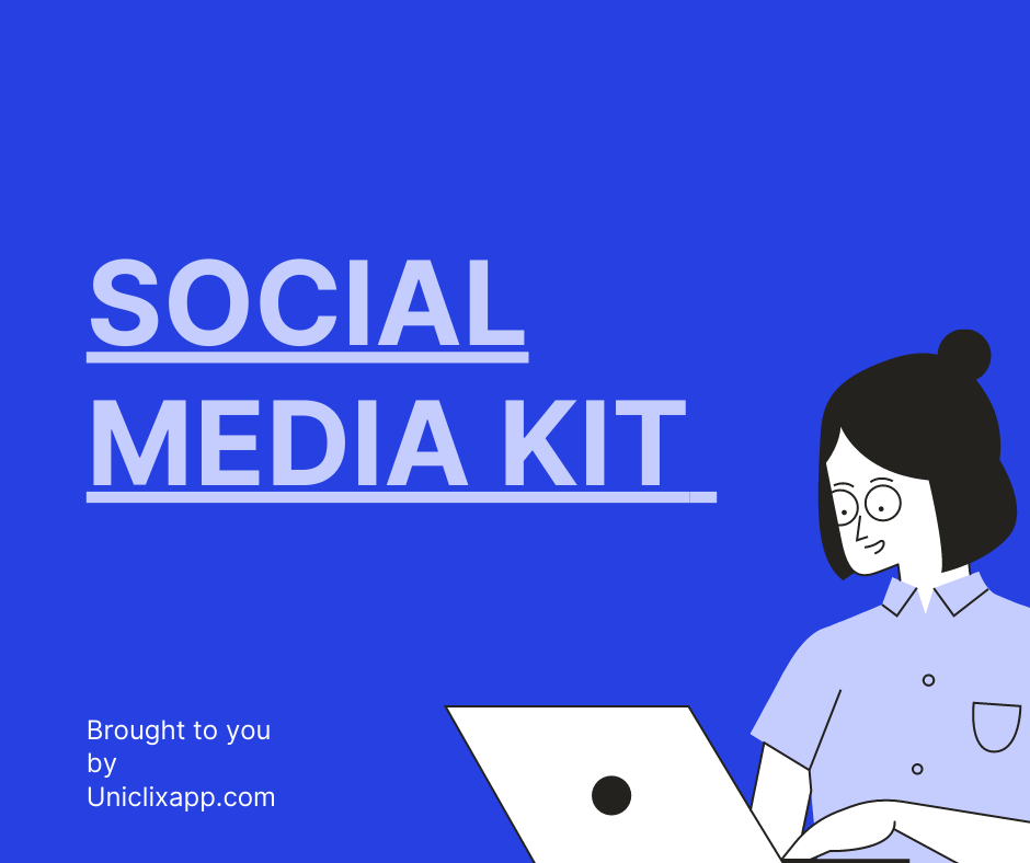 Social Media Kit What Is It And How To Create The Perfect One
