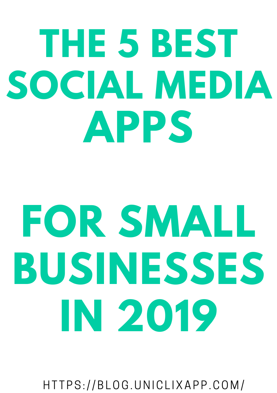 Social Media Management Tools_ The 5 Best Apps for Small Businesses in 2019