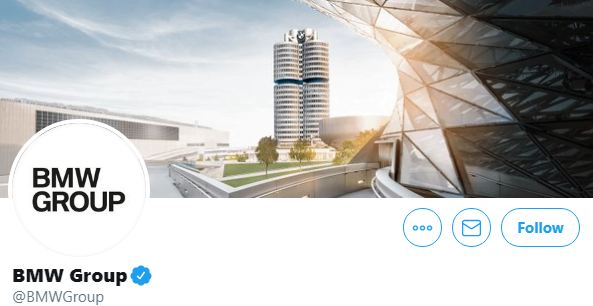 bmw group twitter header