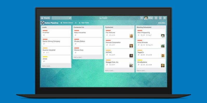 trello desktop -Digital Marketing tool