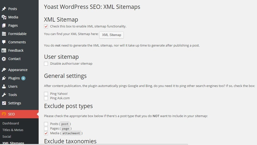 yoast seo wordpress -Digital Marketing tool