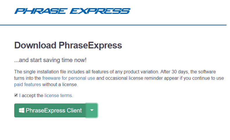 https://www.phraseexpress.com/