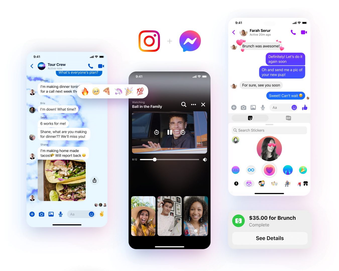 October 2020 Facebook Updates - Facebook Messenger