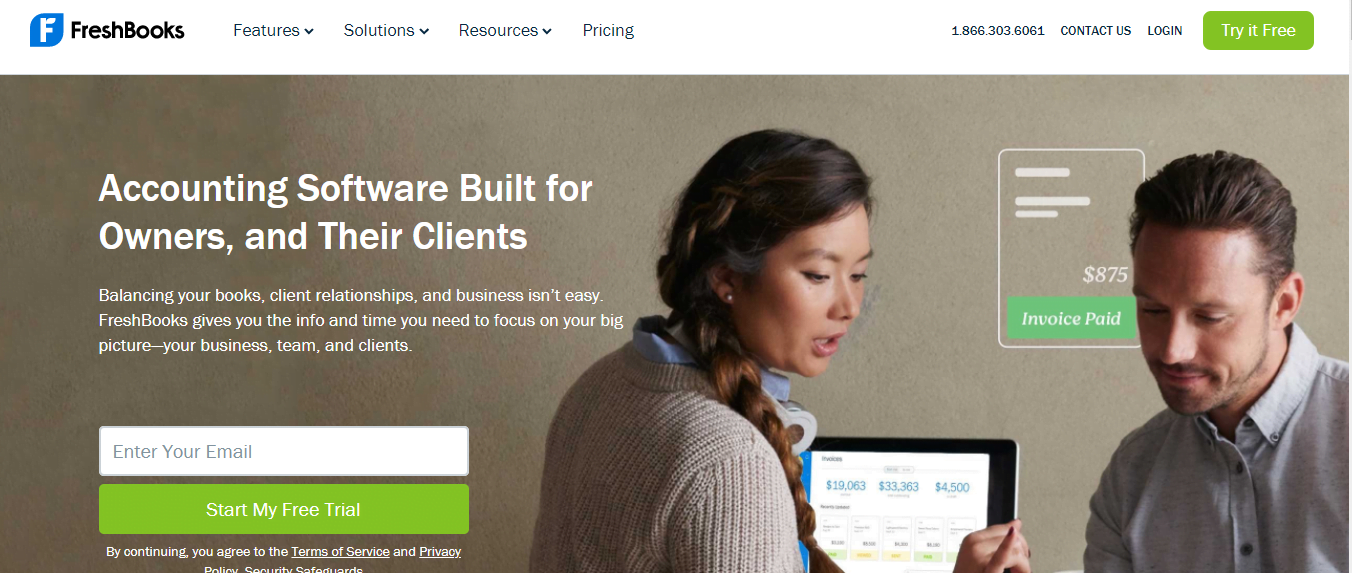FreshBooks QuickBooks alternative